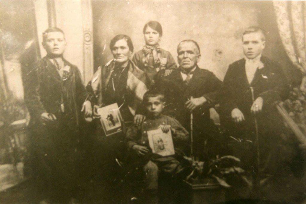 Fotografías de emigración. Galicia